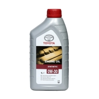 Моторное масло TOYOTA Engine Oil Synthetic 0W30, 1л